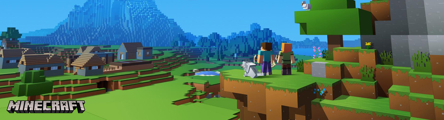 MINECRAFT SITE REFRESH